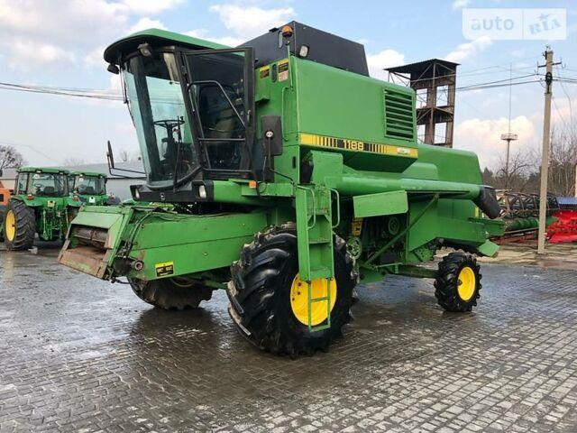 Зелений Джон Дір 1188, об'ємом двигуна 0 л та пробігом 3 тис. км за 30000 $, фото 1 на Automoto.ua