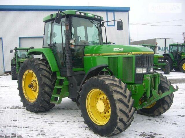 Зеленый Джон Дир 7700, объемом двигателя 0 л и пробегом 9 тыс. км за 25500 $, фото 1 на Automoto.ua