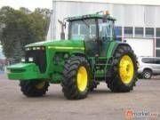 Зеленый Джон Дир 8400, объемом двигателя 0 л и пробегом 1 тыс. км за 67650 $, фото 1 на Automoto.ua