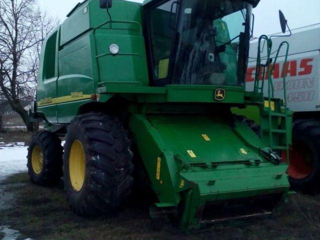 Зеленый Джон Дир 9680, объемом двигателя 0 л и пробегом 1 тыс. км за 65355 $, фото 1 на Automoto.ua
