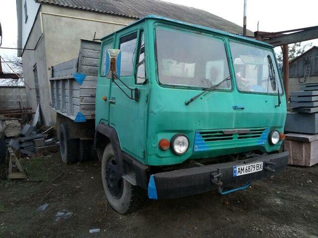 КАЗ КАЗ, об'ємом двигуна 6 л та пробігом 1 тис. км за 2000 $, фото 1 на Automoto.ua
