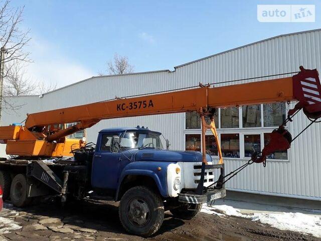 Синий КС 3575А, объемом двигателя 0 л и пробегом 100 тыс. км за 9700 $, фото 1 на Automoto.ua