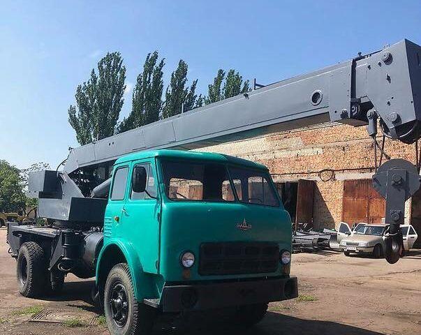 Зеленый КС 3577, объемом двигателя 0 л и пробегом 10 тыс. км за 15000 $, фото 1 на Automoto.ua