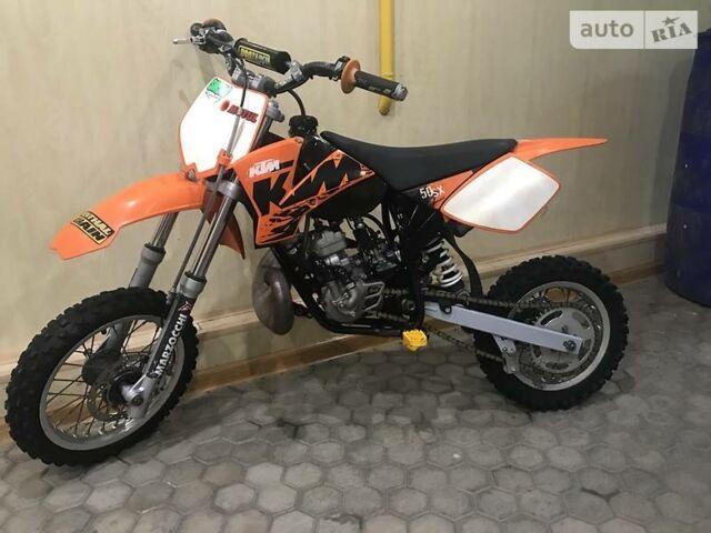 Апельсин КТМ СКС, объемом двигателя 0.05 л и пробегом 1 тыс. км за 1250 $, фото 1 на Automoto.ua