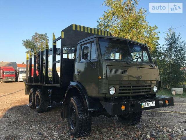 Зеленый КамАЗ 4310, объемом двигателя 0 л и пробегом 1 тыс. км за 20000 $, фото 1 на Automoto.ua