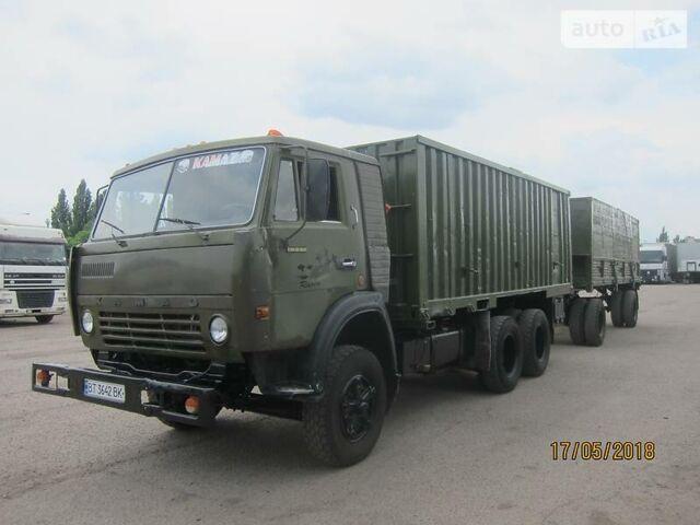 Зелений КамАЗ 43101, об'ємом двигуна 14.9 л та пробігом 150 тис. км за 9300 $, фото 1 на Automoto.ua