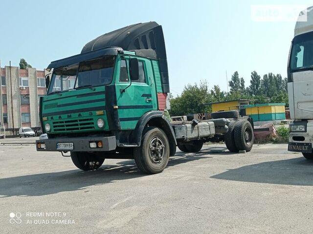 Зелений КамАЗ 43253, об'ємом двигуна 11 л та пробігом 10 тис. км за 4999 $, фото 1 на Automoto.ua