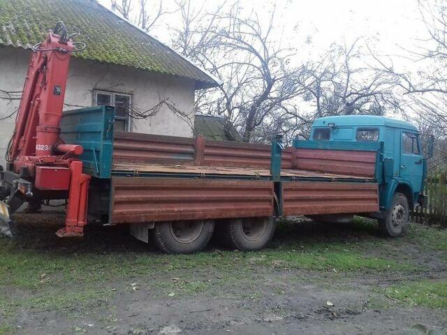 Зелений КамАЗ 45142, об'ємом двигуна 10.85 л та пробігом 80 тис. км за 21999 $, фото 1 на Automoto.ua