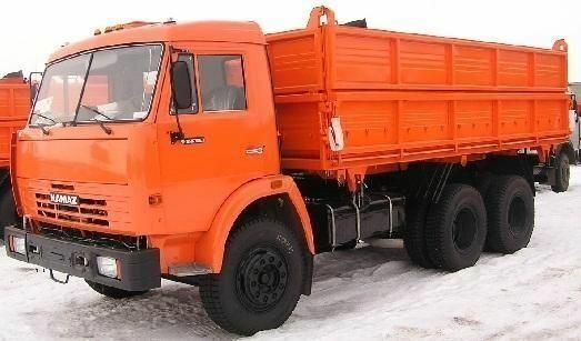 КамАЗ 45143, об'ємом двигуна 0 л та пробігом 1 тис. км за 0 $, фото 1 на Automoto.ua