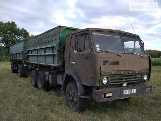 Зелений КамАЗ 45143, об'ємом двигуна 0 л та пробігом 1 тис. км за 13200 $, фото 1 на Automoto.ua
