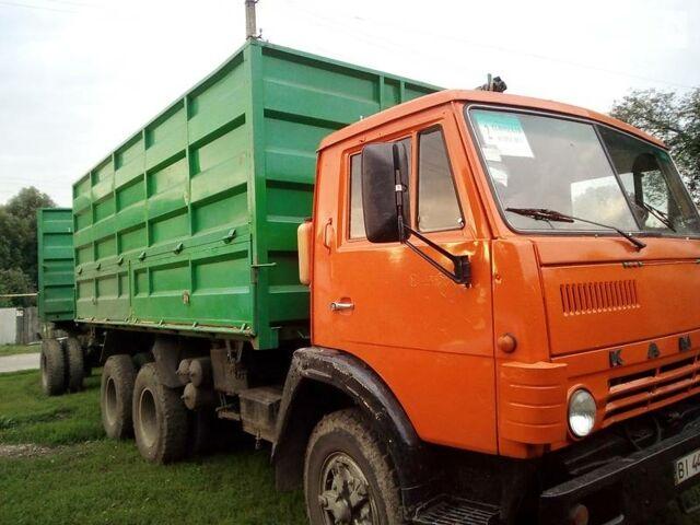 КамАЗ 51102, об'ємом двигуна 10.8 л та пробігом 1 тис. км за 13300 $, фото 1 на Automoto.ua