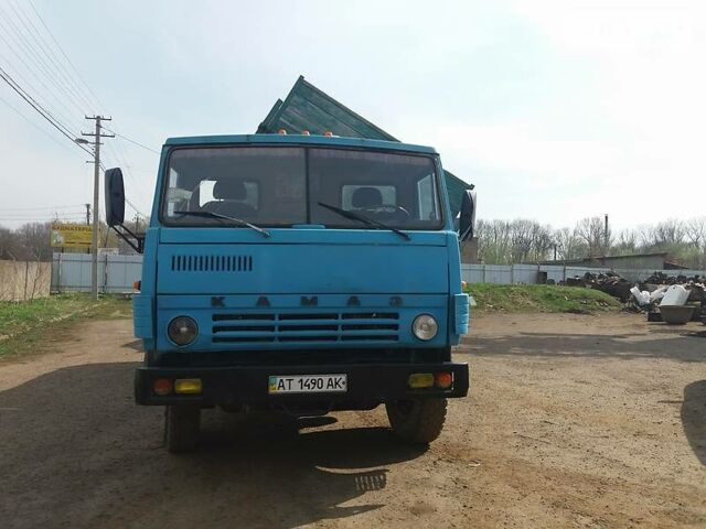 КамАЗ 53102, объемом двигателя 10.8 л и пробегом 1 тыс. км за 7500 $, фото 1 на Automoto.ua