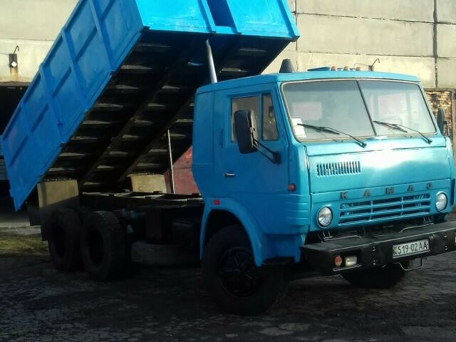 Синий КамАЗ 5320, объемом двигателя 0 л и пробегом 10 тыс. км за 11800 $, фото 1 на Automoto.ua