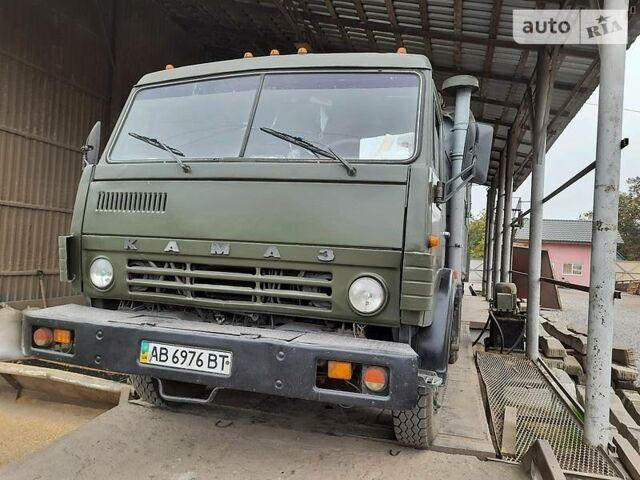 Зеленый КамАЗ 5320, объемом двигателя 11 л и пробегом 500 тыс. км за 5500 $, фото 1 на Automoto.ua