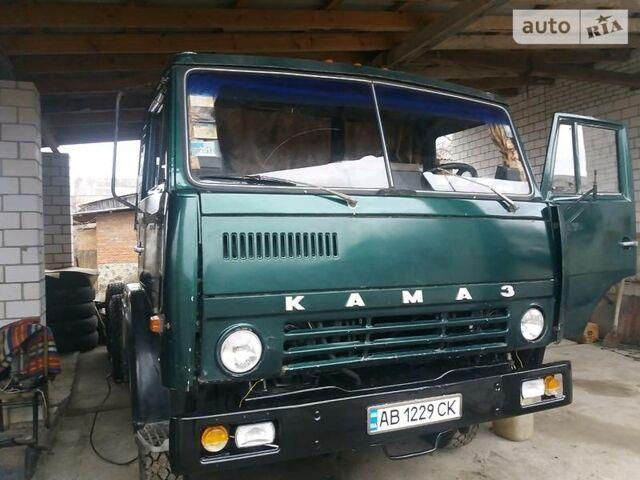 Зеленый КамАЗ 5320, объемом двигателя 0 л и пробегом 1 тыс. км за 8300 $, фото 1 на Automoto.ua