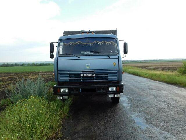КамАЗ 53215, объемом двигателя 0 л и пробегом 1 тыс. км за 21000 $, фото 1 на Automoto.ua