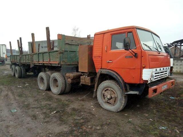 Червоний КамАЗ 5410, об'ємом двигуна 10.85 л та пробігом 75 тис. км за 7000 $, фото 1 на Automoto.ua