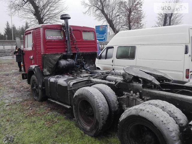 Красный КамАЗ 54112, объемом двигателя 0 л и пробегом 1 тыс. км за 5000 $, фото 1 на Automoto.ua