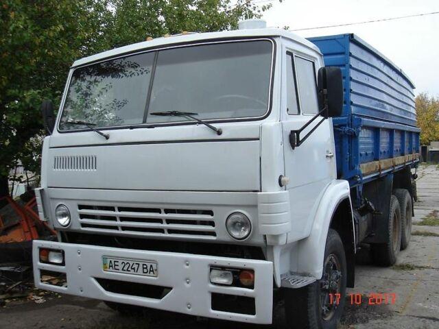 Сірий КамАЗ 55102, об'ємом двигуна 14.86 л та пробігом 60 тис. км за 10500 $, фото 1 на Automoto.ua