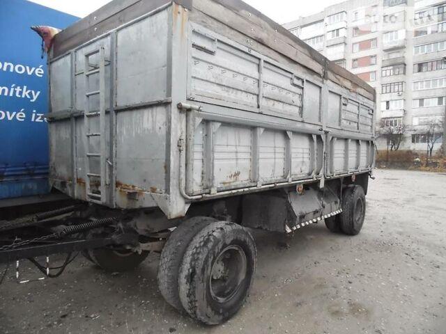 Сірий КамАЗ ГБК, об'ємом двигуна 0 л та пробігом 1 тис. км за 3200 $, фото 1 на Automoto.ua