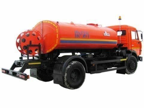 КамАЗ КО-564-20, об'ємом двигуна 0 л та пробігом 1 тис. км за 0 $, фото 1 на Automoto.ua