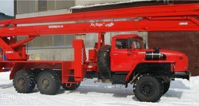 Красный КамАЗ КамАЗ, объемом двигателя 0 л и пробегом 1 тыс. км за 0 $, фото 1 на Automoto.ua