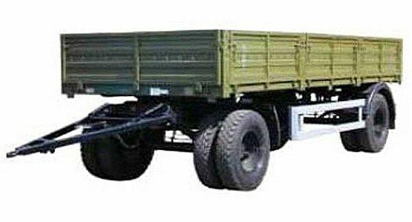 КамАЗ СЗАП-8355, объемом двигателя 0 л и пробегом 1 тыс. км за 0 $, фото 1 на Automoto.ua