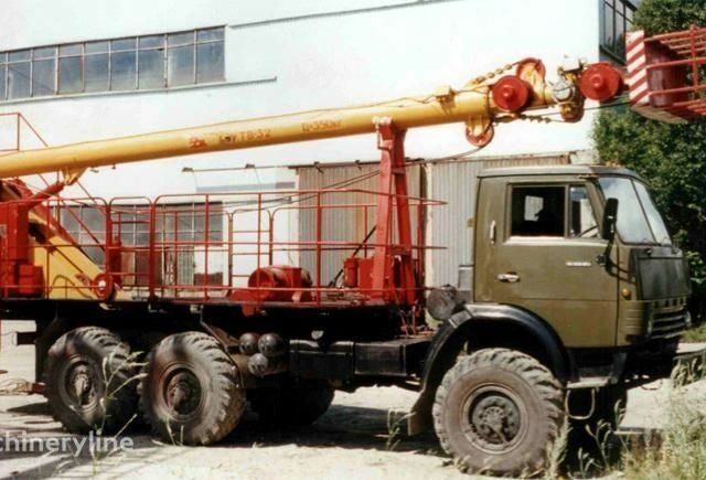 КамАЗ ТВ-32, объемом двигателя 0 л и пробегом 1 тыс. км за 0 $, фото 1 на Automoto.ua