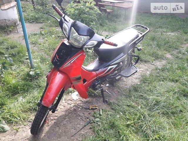 Красный Кануни Як, объемом двигателя 0.11 л и пробегом 2 тыс. км за 300 $, фото 1 на Automoto.ua