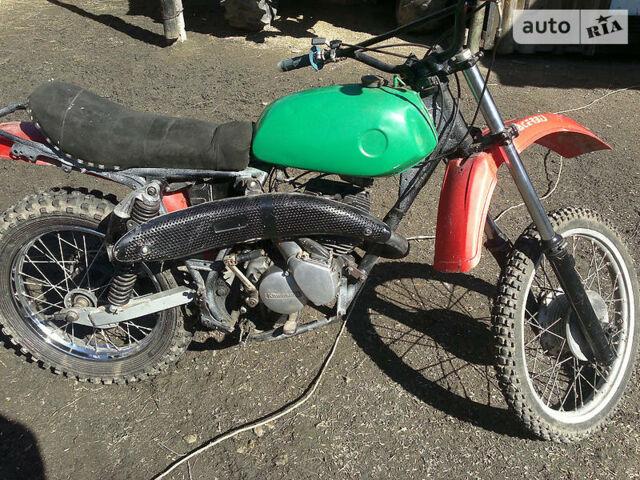 Кавасакі 100, об'ємом двигуна 0.12 л та пробігом 1 тис. км за 350 $, фото 1 на Automoto.ua
