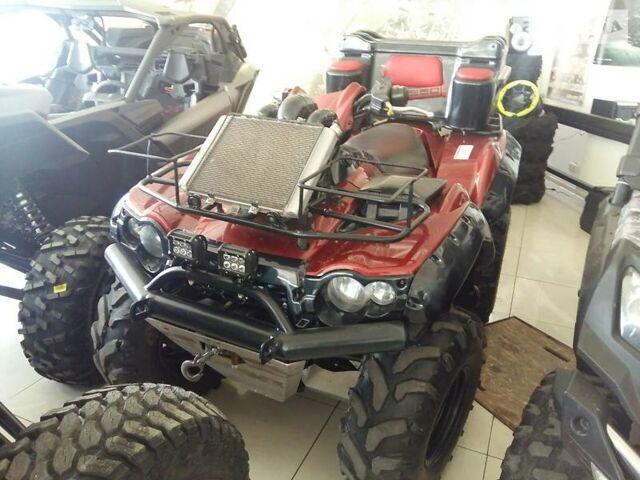 Кавасакі Brute Force  , об'ємом двигуна 0.75 л та пробігом 4 тис. км за 7500 $, фото 1 на Automoto.ua