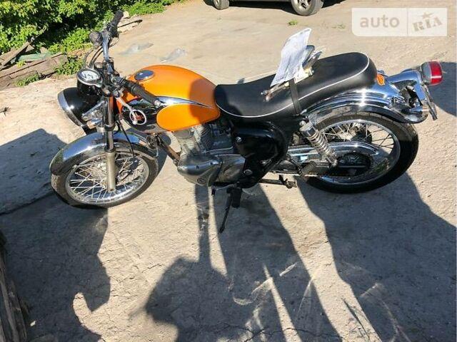 Апельсин Кавасаки Естрелла, объемом двигателя 0.25 л и пробегом 10 тыс. км за 2550 $, фото 1 на Automoto.ua