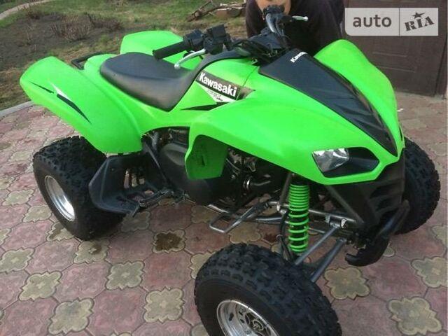 Кавасакі KFX, об'ємом двигуна 0 л та пробігом 1 тис. км за 4000 $, фото 1 на Automoto.ua