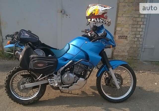 Синий Кавасаки КЛЕ, объемом двигателя 0.25 л и пробегом 16 тыс. км за 2700 $, фото 1 на Automoto.ua