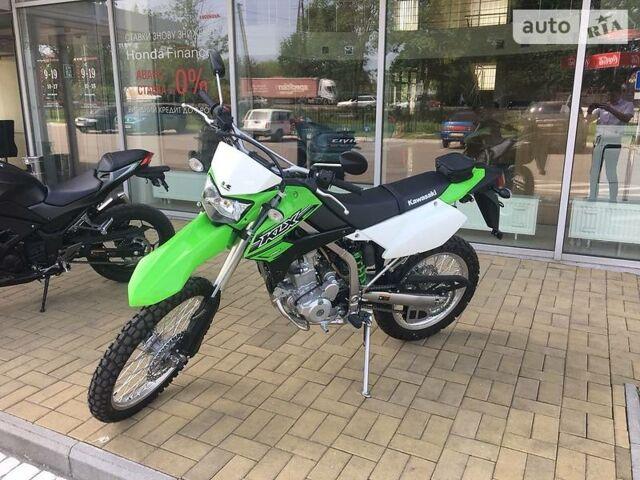Зелений Кавасакі KLX, об'ємом двигуна 0.25 л та пробігом 1 тис. км за 4845 $, фото 1 на Automoto.ua