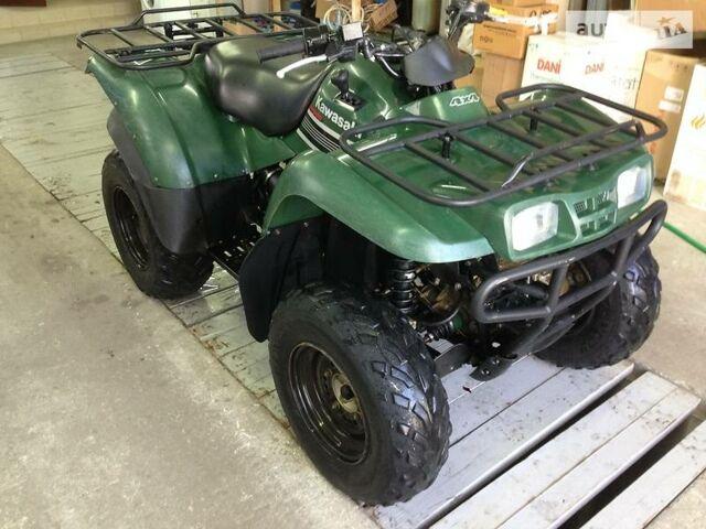 Зелений Кавасакі KVF, об'ємом двигуна 0 л та пробігом 8 тис. км за 3500 $, фото 1 на Automoto.ua