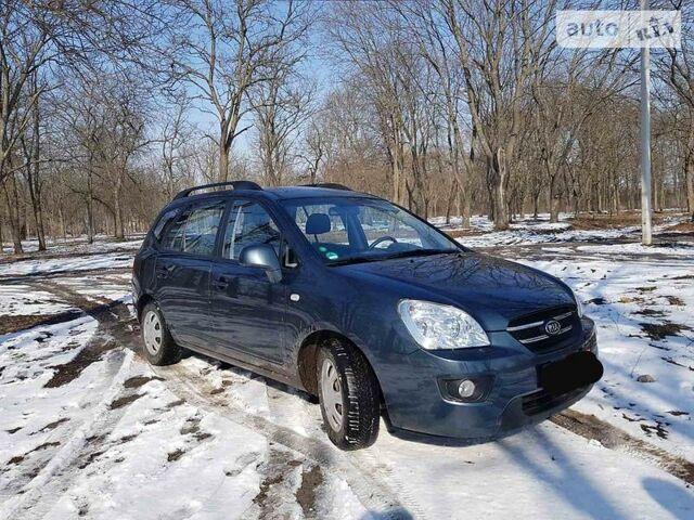 Синий Киа Каренс, объемом двигателя 0 л и пробегом 204 тыс. км за 7600 $, фото 1 на Automoto.ua