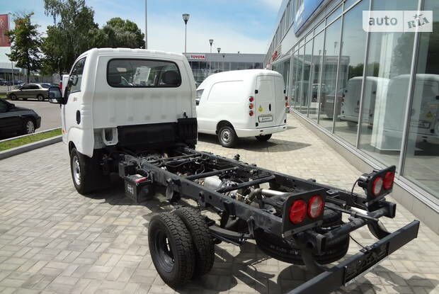 Кіа К2500, об'ємом двигуна 0 л та пробігом 1 тис. км за 17581 $, фото 1 на Automoto.ua