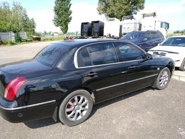 Черный Киа Опирус, объемом двигателя 3.8 л и пробегом 96 тыс. км за 8500 $, фото 1 на Automoto.ua
