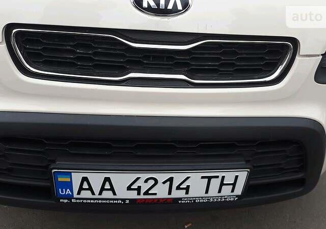Кіа Soul EV, об'ємом двигуна 1.6 л та пробігом 50 тис. км за 9000 $, фото 1 на Automoto.ua