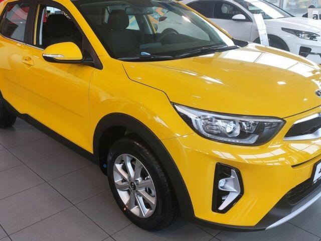 купить новое авто Киа Stonic 2020 года от официального дилера «Одесса-АВТО» Киа фото