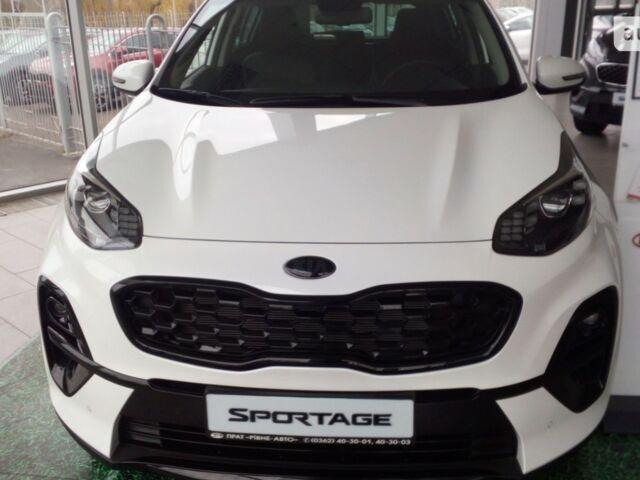 купить новое авто Киа Sportage 2021 года от официального дилера Рівне-Авто Киа фото