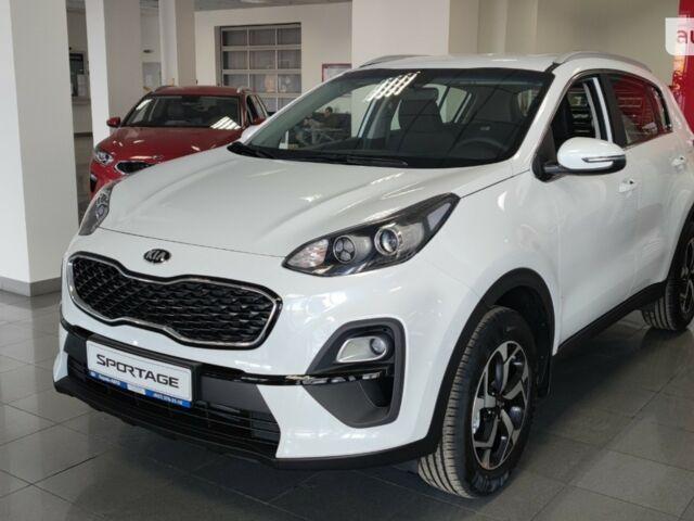 купить новое авто Киа Sportage 2021 года от официального дилера Харьков Авто Киа фото