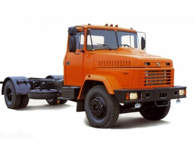 КрАЗ 5233Н2 УЯР-01, об'ємом двигуна 0 л та пробігом 1 тис. км за 0 $, фото 1 на Automoto.ua