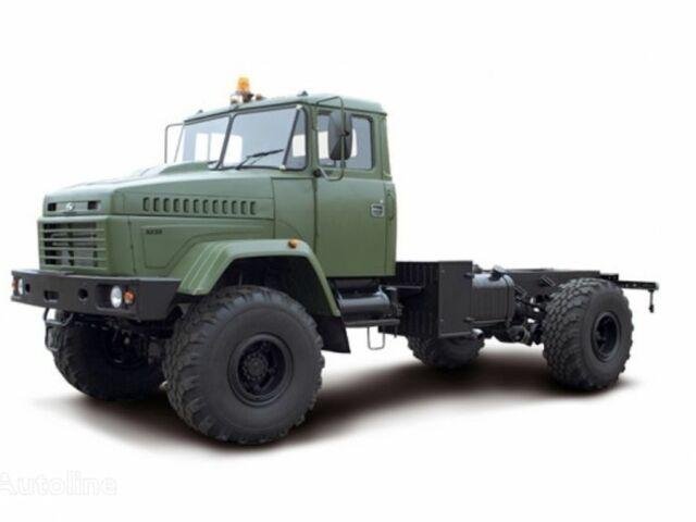 КрАЗ 5233НЕ тип 1, объемом двигателя 0 л и пробегом 1 тыс. км за 0 $, фото 1 на Automoto.ua