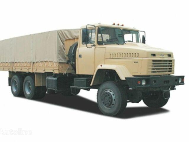 Бежевый КрАЗ 6135Б6, объемом двигателя 0 л и пробегом 1 тыс. км за 0 $, фото 1 на Automoto.ua