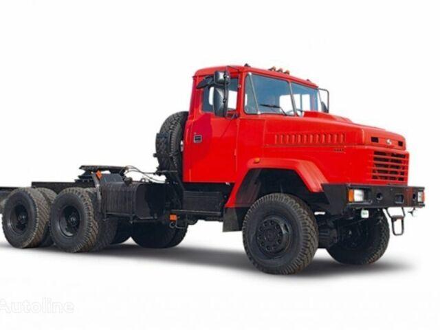 КрАЗ 6443, об'ємом двигуна 0 л та пробігом 1 тис. км за 0 $, фото 1 на Automoto.ua