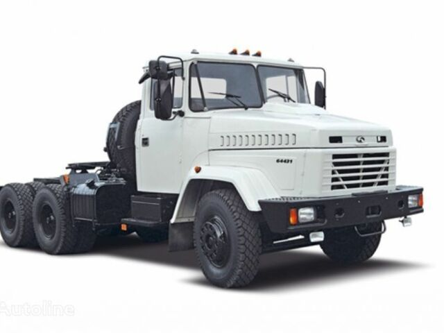 КрАЗ 64431, об'ємом двигуна 0 л та пробігом 1 тис. км за 0 $, фото 1 на Automoto.ua