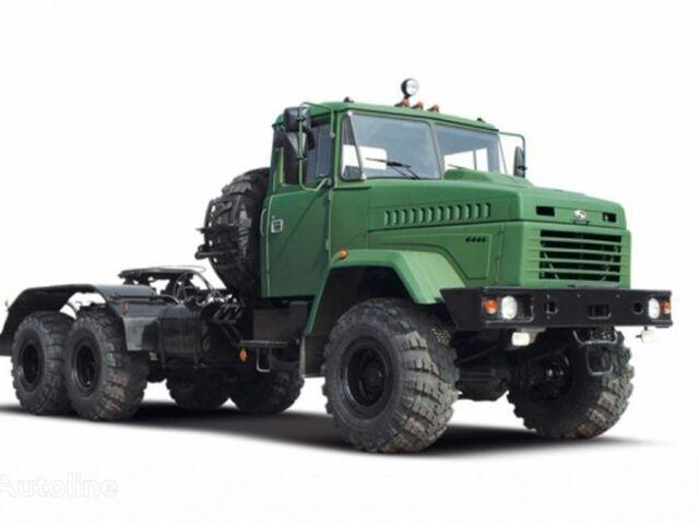 КрАЗ 6446, объемом двигателя 0 л и пробегом 1 тыс. км за 0 $, фото 1 на Automoto.ua