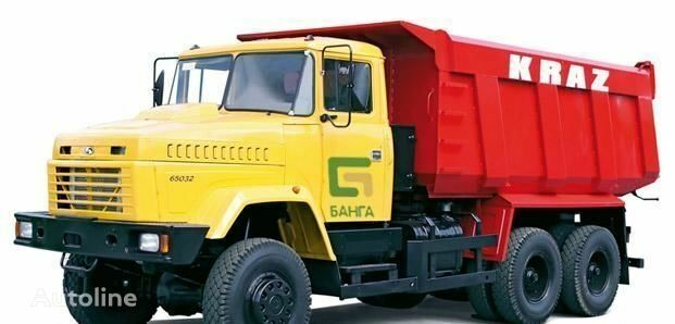КрАЗ 65032-068, об'ємом двигуна 0 л та пробігом 1 тис. км за 0 $, фото 1 на Automoto.ua